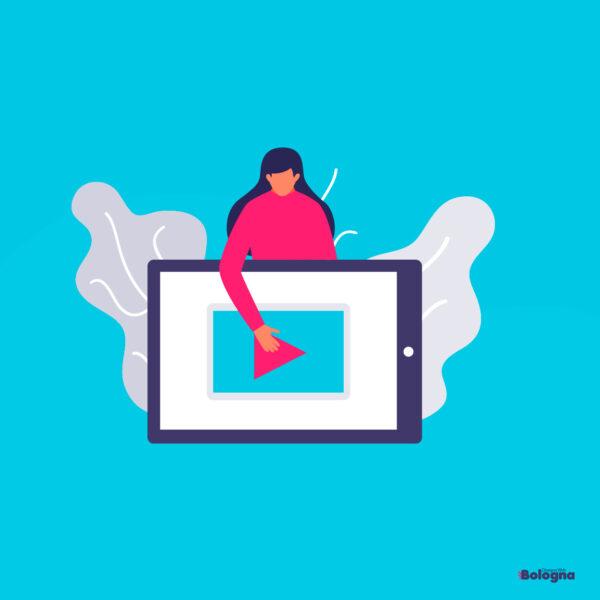 Produzione contenuti multimediali