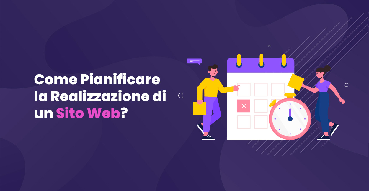 Come Pianificare la Realizzazione di un Sito Web